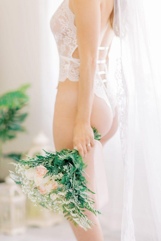 Bouquet bridal Boudoir